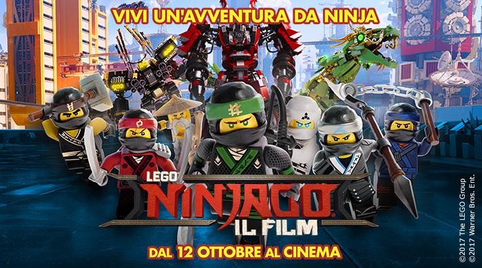 71e6c86b7c Sta per arrivare il nuovo film LEGO NINJAGO e IKEA ha preparato una  sorpresa per i bambini.