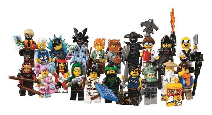 Pronti per giocare con lego ninjago? giocattoli