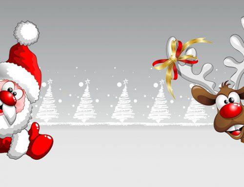 La casa di Babbo Natale a Montepulciano