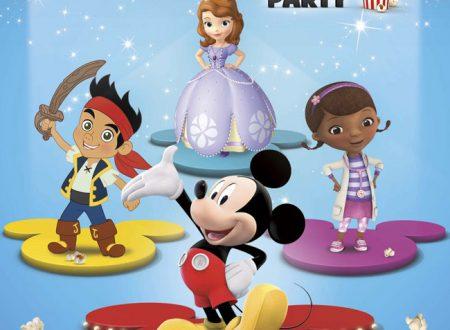Disney Junior Party arriva al cinema