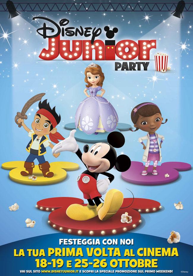 Disney Junior Party al cinema