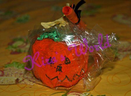 Poesia e lavoretto di Halloween