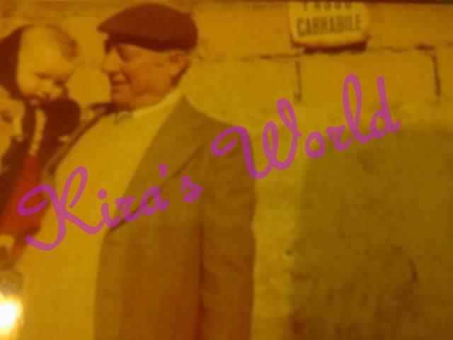 io e mio nonno Paolo