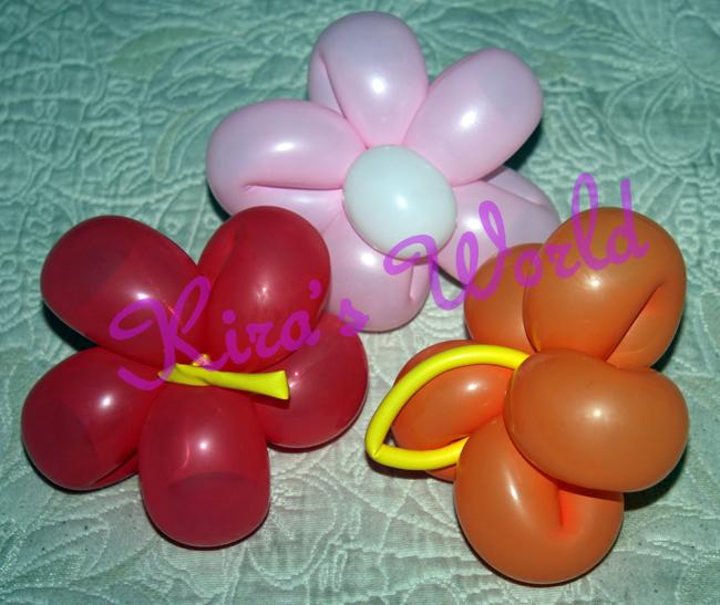 Braccialetti di palloncini per battesimo