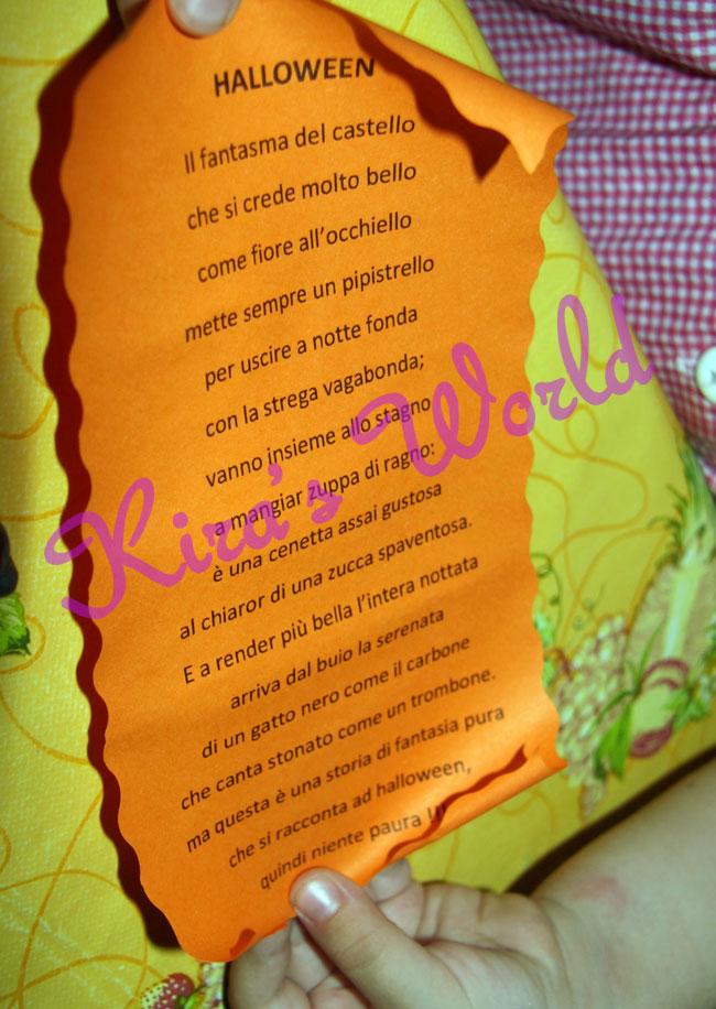 Poesia di Halloween
