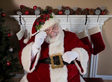 Come ricevere una lettera da Babbo Natale