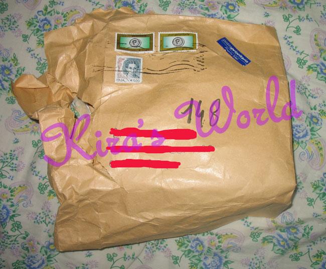 pacco rotto