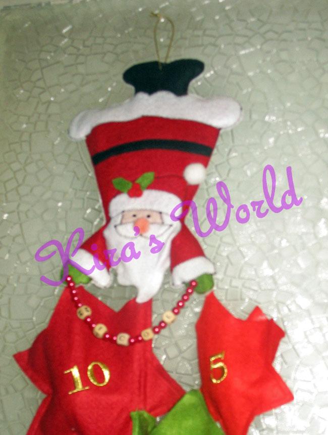 Babbo Natale e l'avvento