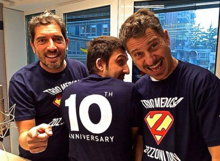 Zozzoni Day con il Trio Medusa per il Cesvi