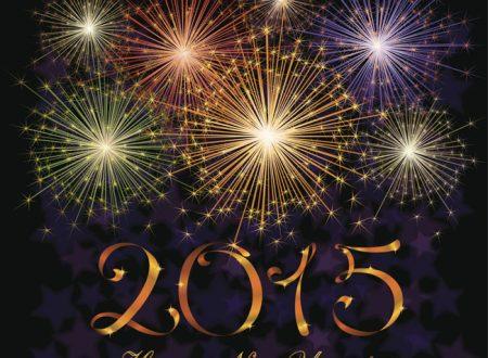 Anno nuovo: benvenuto 2015