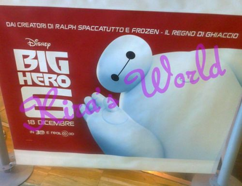 Big Hero 6, preparate i fazzoletti