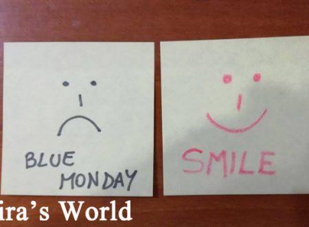 Blue Monday, oggi è il lunedì più triste dell'anno