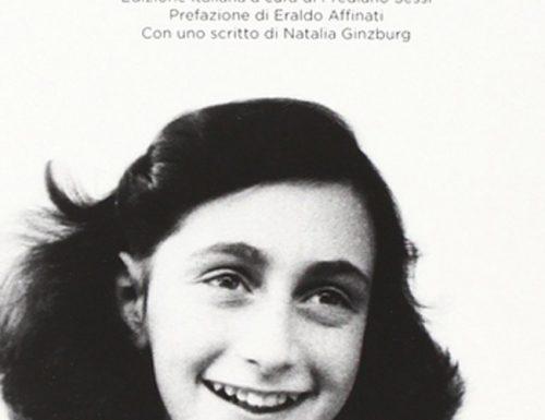 Il diario di Anna Frank per la Giornata della Memoria