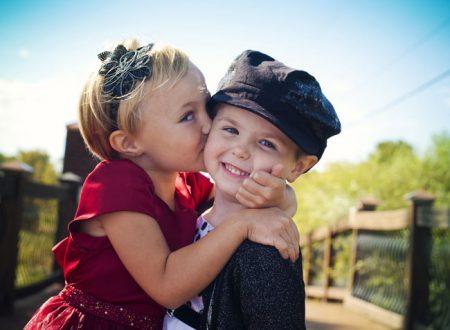 L'amore visto con gli occhi dei bambini