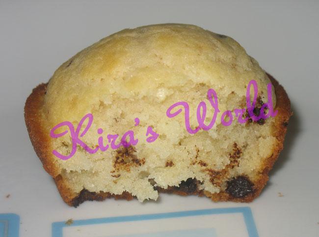 interno di un muffin