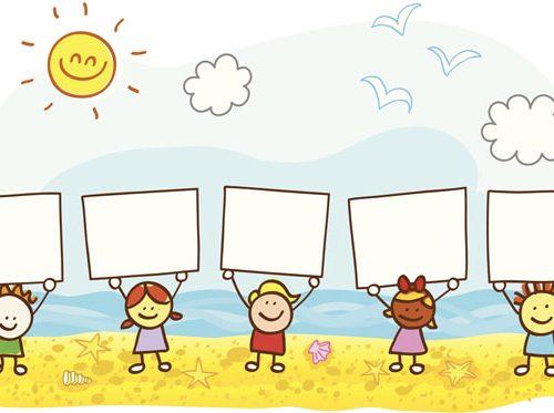Regole di partenza… per i bambini