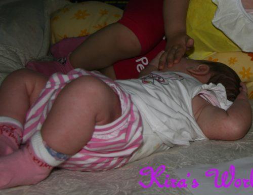 Come preparare una bambina all'arrivo della sorellina