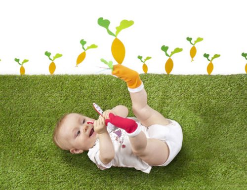 Calzini gioco di Pasqua per i bambini