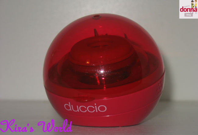 Duccio, lo sterilizza ciuccio portatile