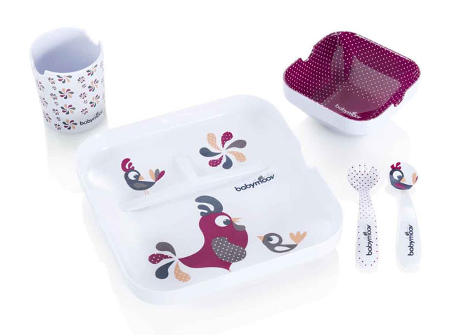 lunch set galletto