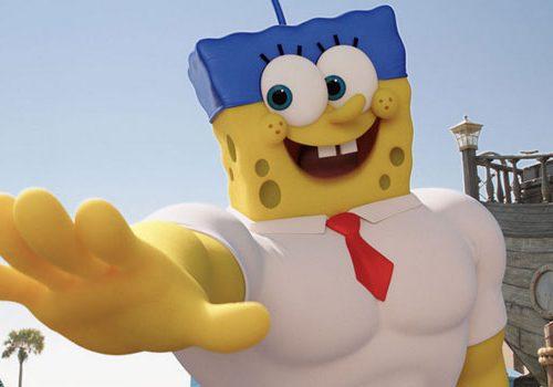 Spongebob fuori dall'acqua, il film