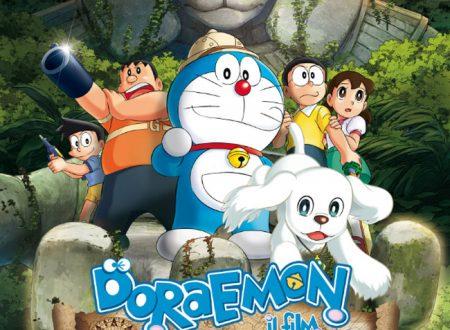 Doraemon e i cinque esploratori: il trailer del nuovo film