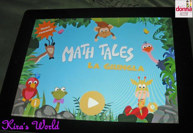 math tales la giungla