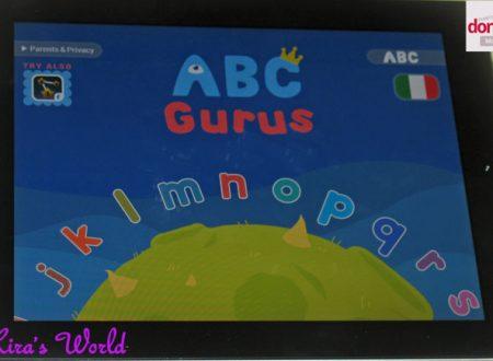 ABC Gurus, l'app che insegna l'alfabeto e la fonetica