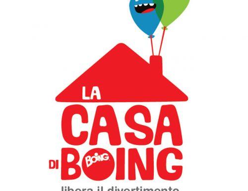 La casa di Boing arriva a Roma