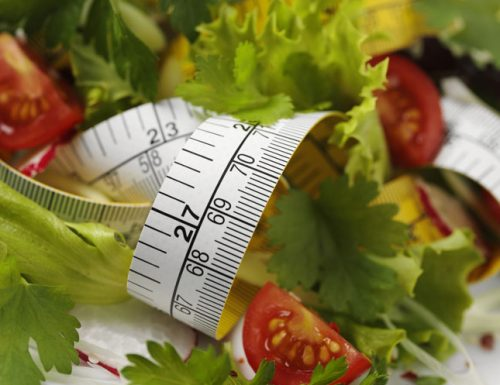 8° settimana di dieta: – 0,9 kg