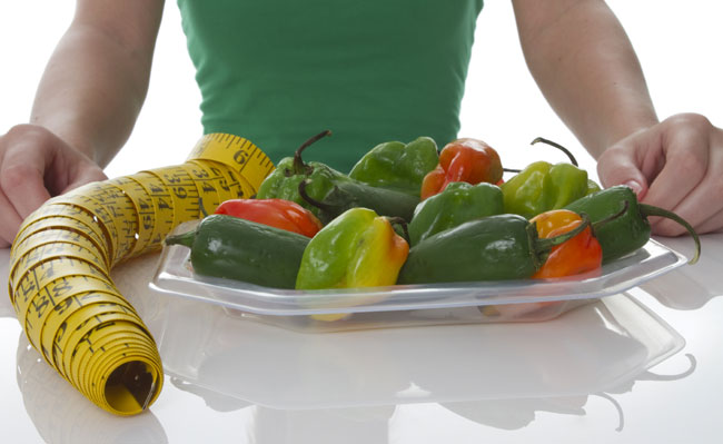 dieta e metabolismo