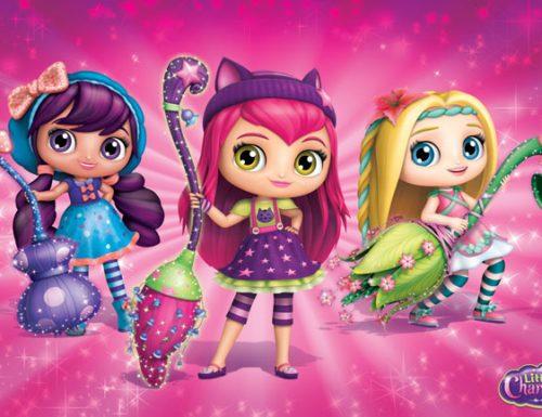 Little Charmers, un nuovo cartone sulla magia dell'amicizia