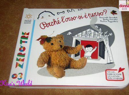 Perché l'orso si è perso? Un libro per stimolare la fantasia