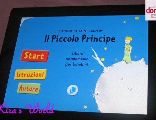 Il Piccolo Principe diventa una app per bambini