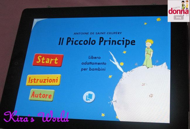 app piccolo principe