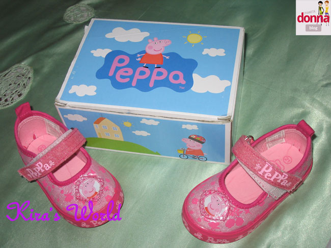 scarpe peppa