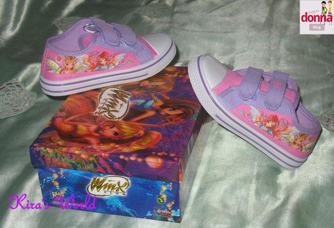 scarpe winx