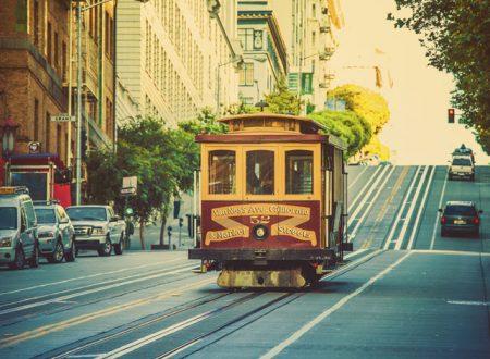 Immagini di vita sul tram