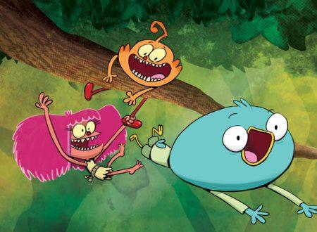 Harvey Beaks, la nuova serie animata per bambini