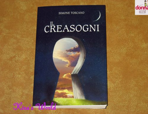 Il Creasogni, un libro per chi ama sognare