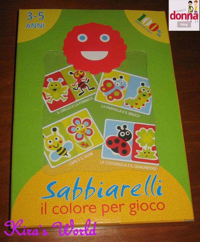 Sabbiarelli Come Colorare Con La Sabbia Idee E Passioni Di Kira