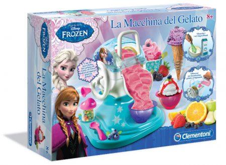 La macchina del gelato di Frozen