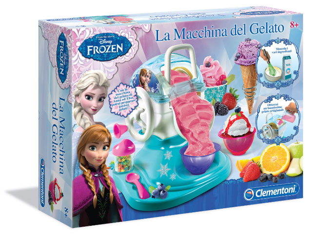 macchina del gelato di frozen