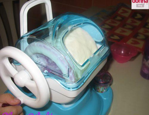Come fare a casa il gelato di Frozen
