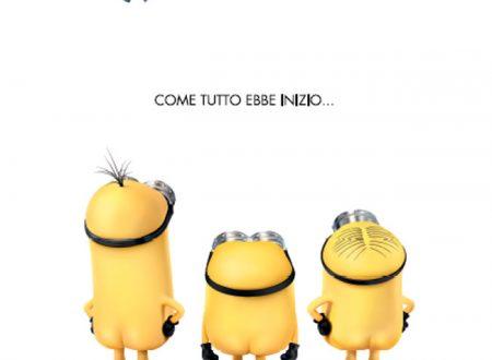 Minions: trailer, clip e poster ufficiale del film