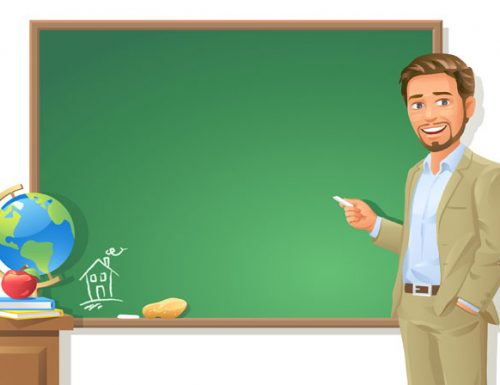 I compiti per le vacanze di un professore super