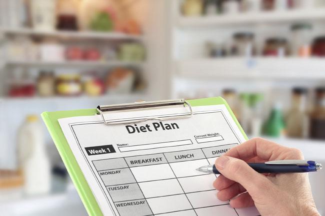 programma dieta