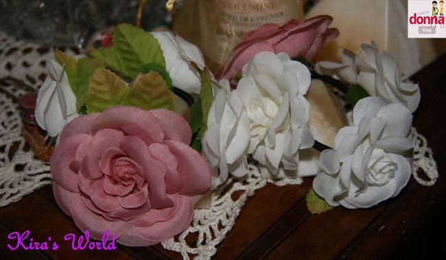 bracciali di rose