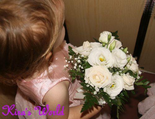 Idee per le piccole damigelle di nozze