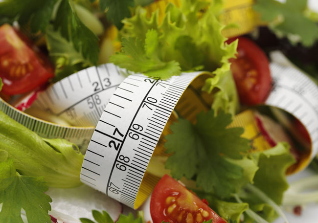 insalata per la dieta